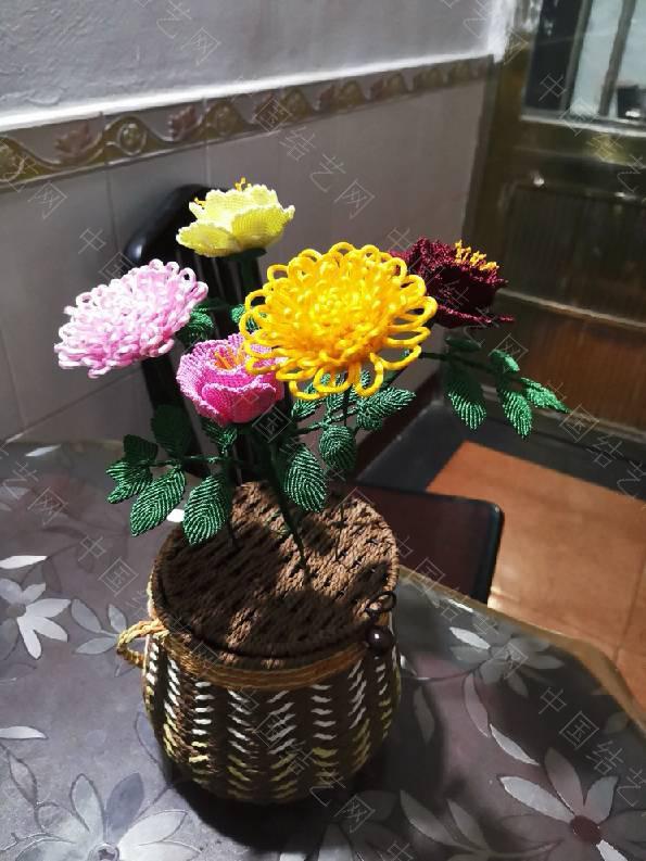 中国结论坛 牡丹和菊花  作品展示 235241v4oijiei46p1j36o