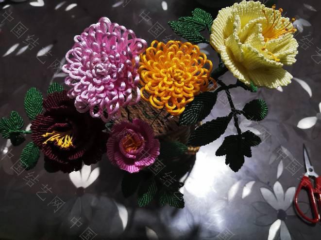 中国结论坛 牡丹和菊花  作品展示 235244jys8qgjn5y65jqb0