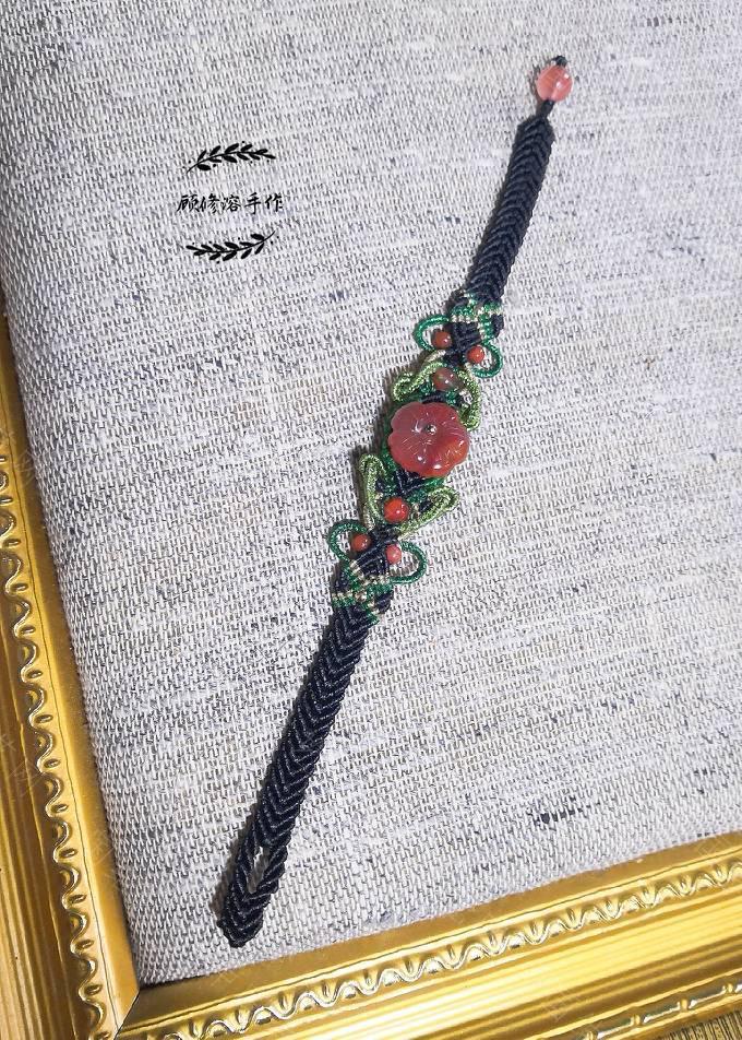 中国结论坛 南红小花手绳  作品展示 134322rlivz3hrzj1r1j19