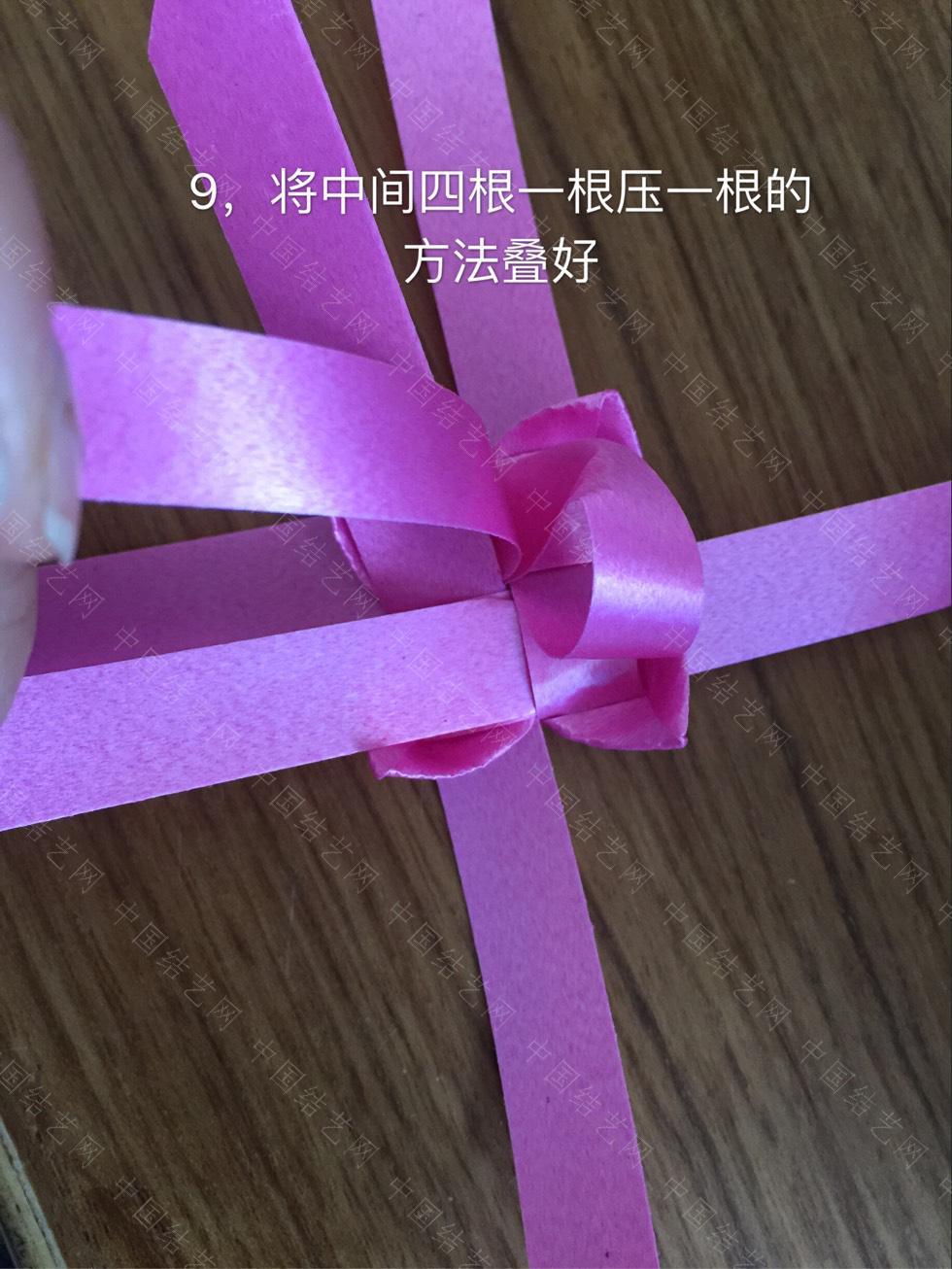 中国结论坛 丝带风铃——灯笼/花环  立体绳结教程与交流区 141400jbddea22s271sson