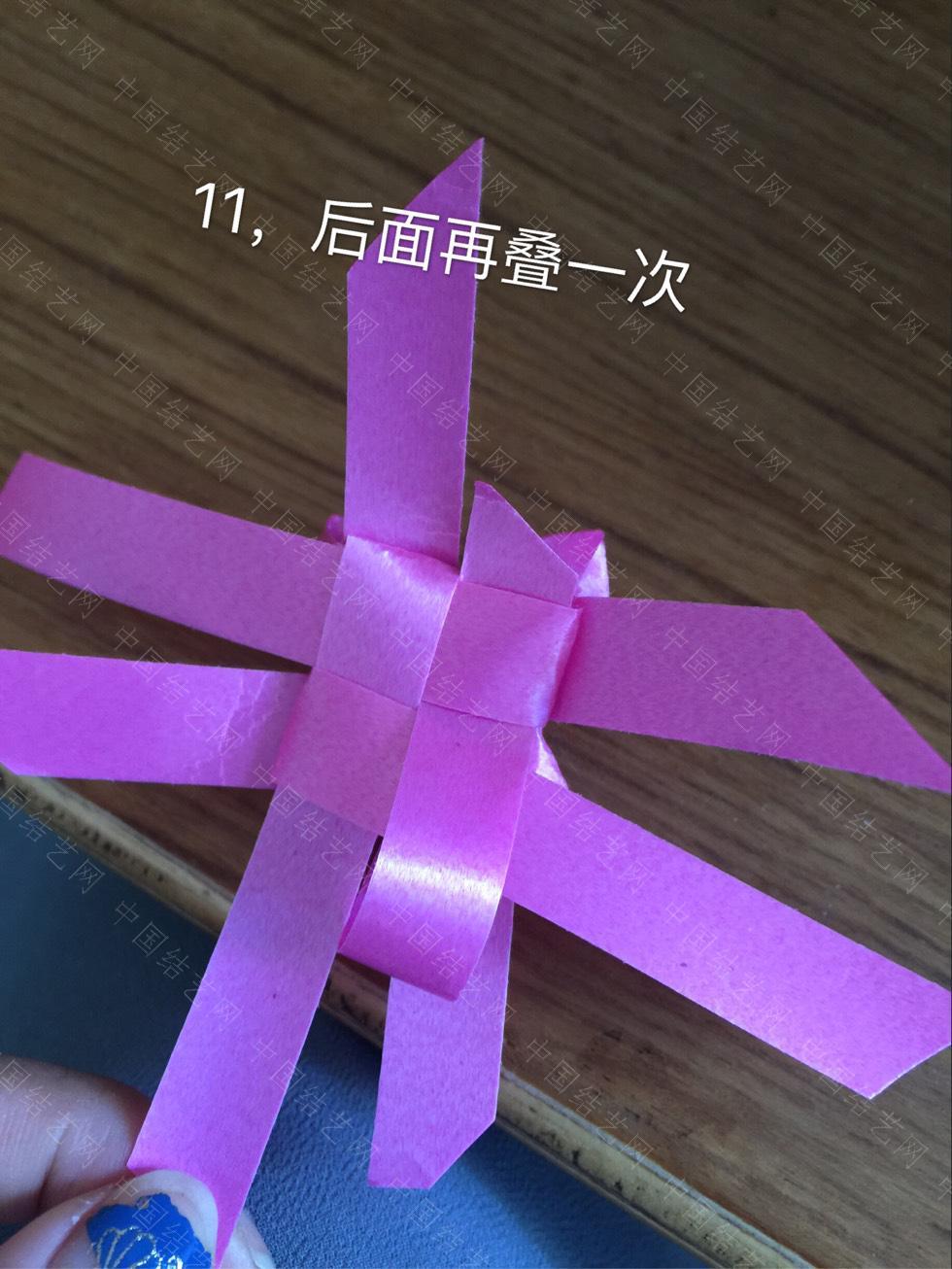 中国结论坛 丝带风铃——灯笼/花环  立体绳结教程与交流区 141402nan59k99v19vx9vv