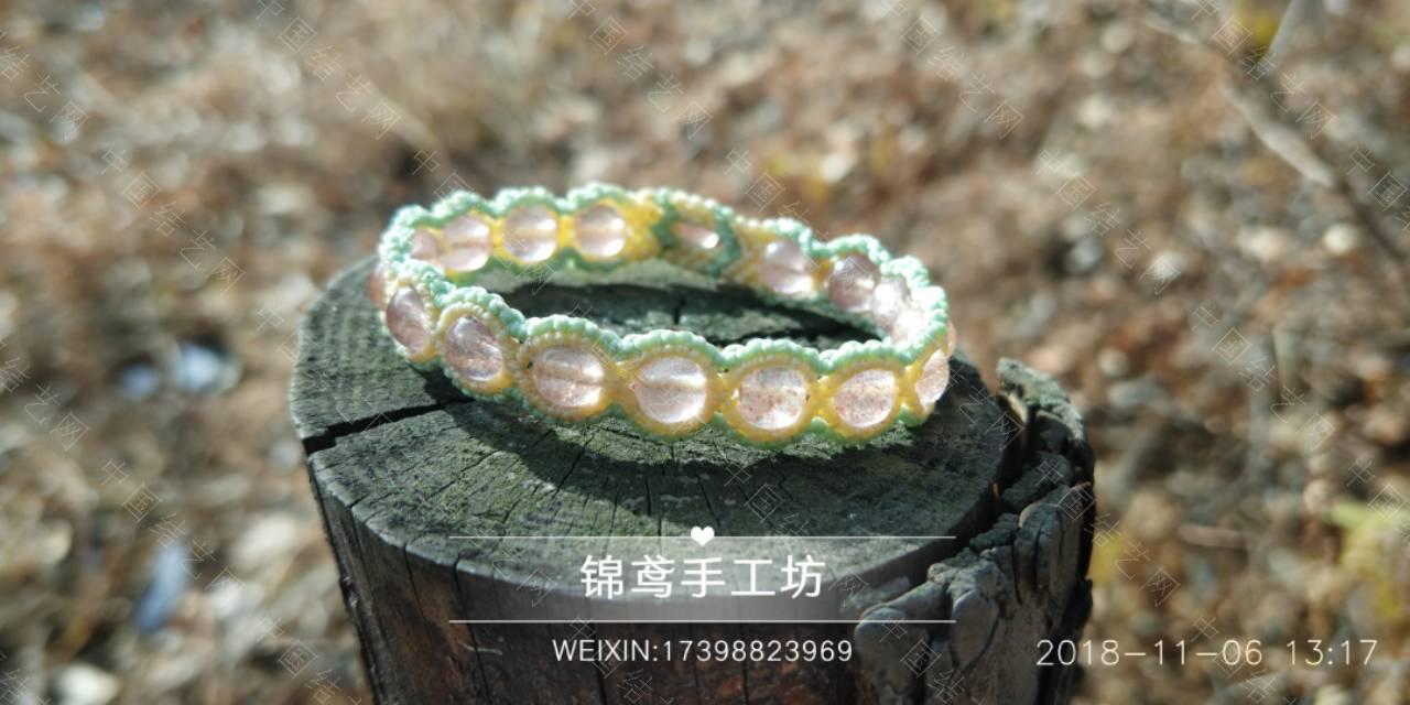 中国结论坛 小清新手链~  作品展示 122900pmhs3cb5zib5t5bt