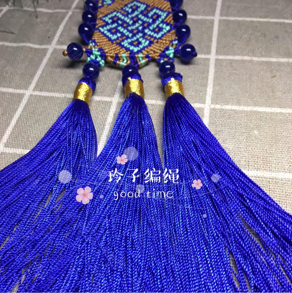 中国结论坛 盘长纹挂件  作品展示 195028aw8o6knpeecgyp63