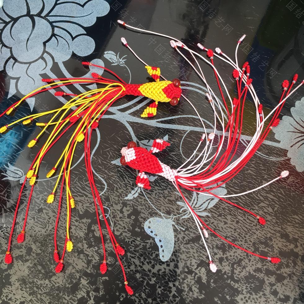 中国结论坛 两条小金鱼  作品展示 091935wdfh80kjzsg9nefc
