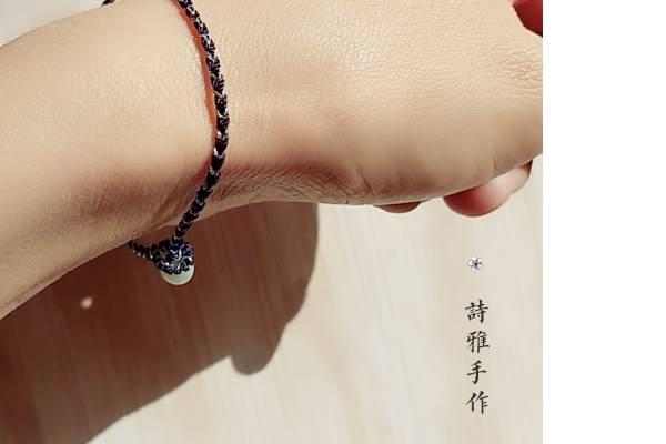 中国结论坛 浅笑翡翠尾扣手绳  作品展示 103447es27st2wr7xg7tcr