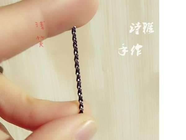 中国结论坛 浅笑翡翠尾扣手绳  作品展示 103449xnml4zl5yyty1qoy