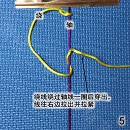 中国结论坛 左右正反斜卷结,一起来搞清楚!  基本结-新手入门必看 231122azvpplp7171rpunm