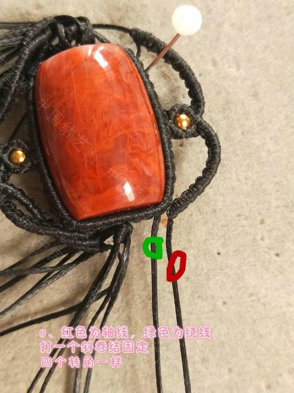 中国结论坛 南红桶珠教程  图文教程区 000200yj4qi251z525pr24