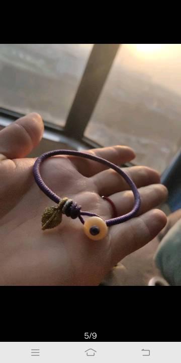 中国结论坛 请问像下面这种款式的手绳怎么做?谁有这类的教程?求助  结艺互助区 181221qliso0ksonis9s33