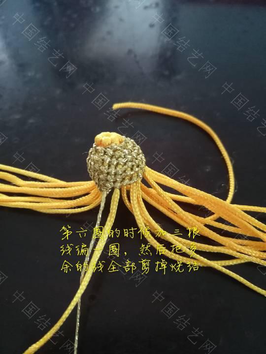 中国结论坛 圣诞花环  图文教程区 165909ao5xz5l47w2i0ti7