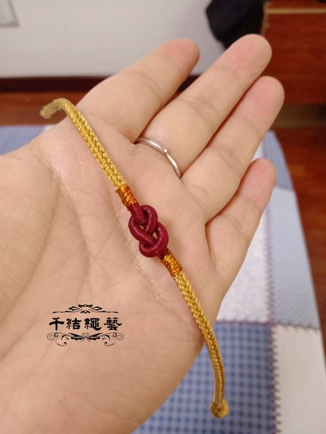 中国结论坛 8字结手绳  作品展示 133653l49u49lkvpp9d62q