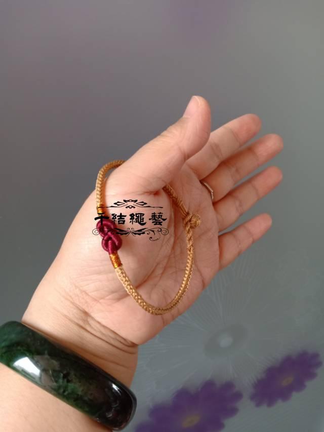 中国结论坛 8字结手绳  作品展示 133655xvmxkgy8x7mxs0gz