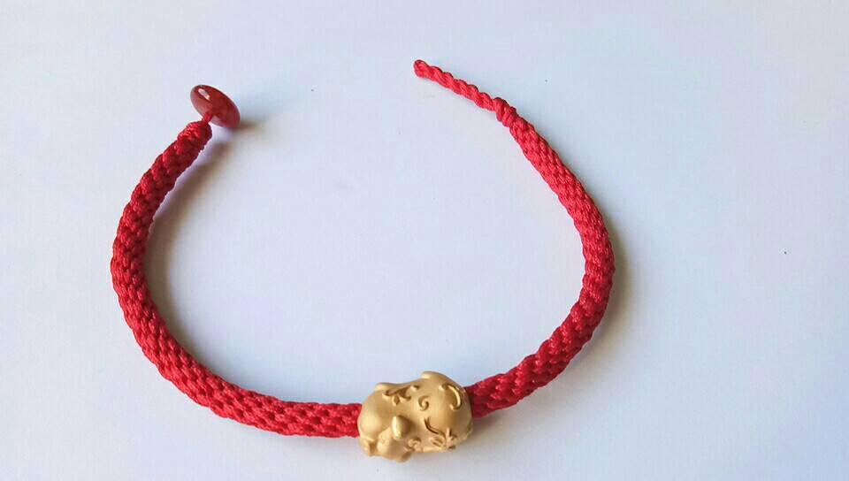 中国结论坛 小猪手链  作品展示 152543glzy8lvozo81ebuo