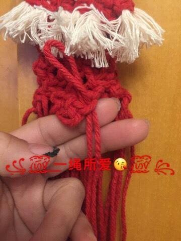 中国结论坛 圣诞袜  立体绳结教程与交流区 202612wezn955nif1iinij