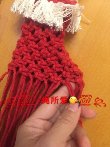 中国结论坛 圣诞袜  立体绳结教程与交流区 202628cenni2wnhpil8h0c