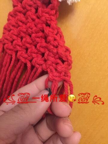 中国结论坛 圣诞袜  立体绳结教程与交流区 202629wxqcqfcx9lco7fxc