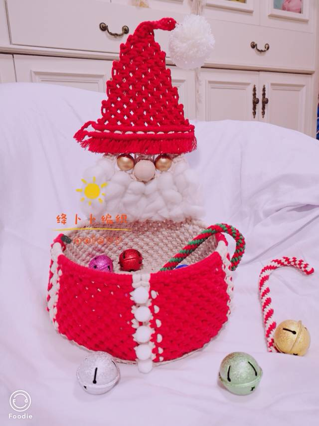 中国结论坛 圣诞老人篮子  作品展示 221553dn1fnyo11evhbony