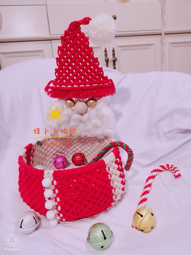 中国结论坛 圣诞老人篮子  作品展示 221554drb8t88xrhtwnajk