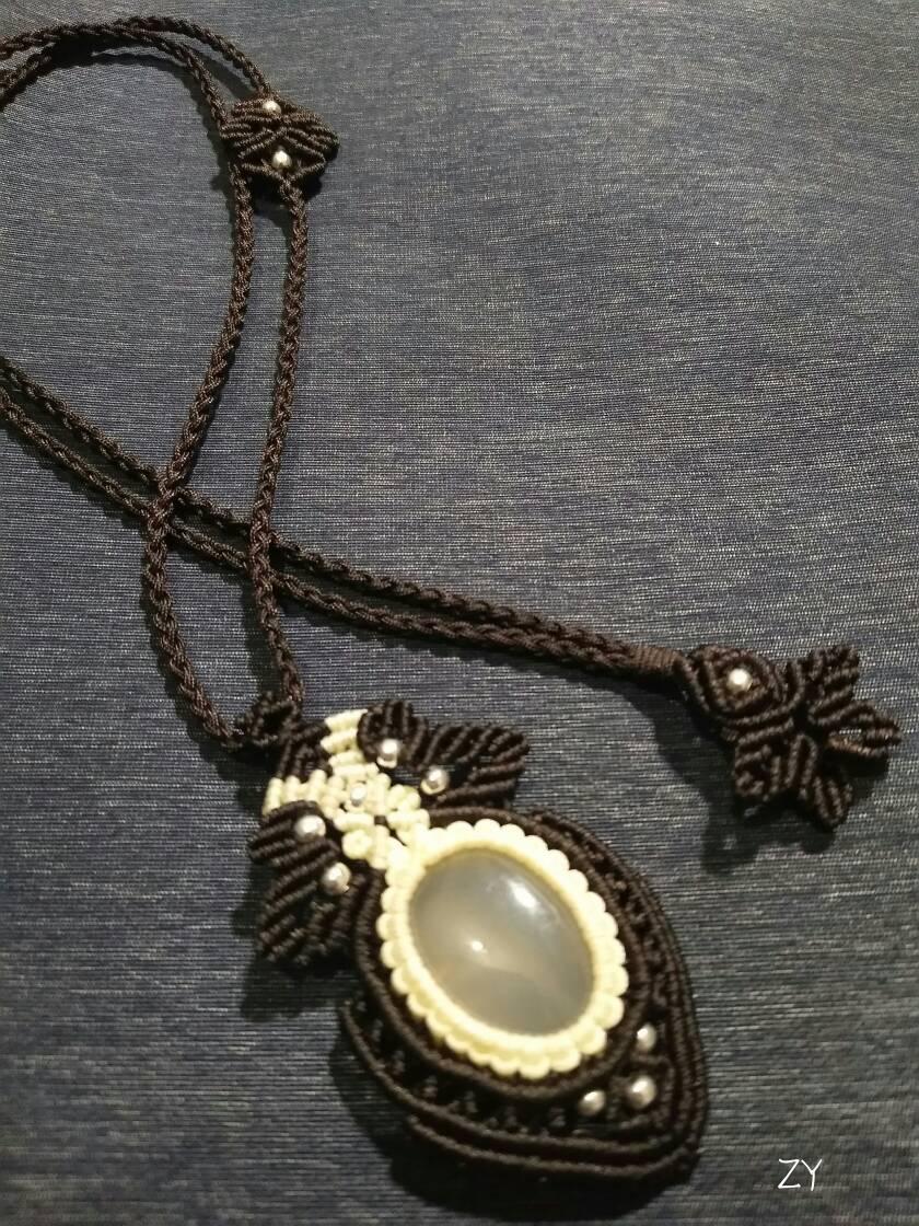 中国结论坛 玛瑙毛衣链  作品展示 125523r062ggicg7z8m77r