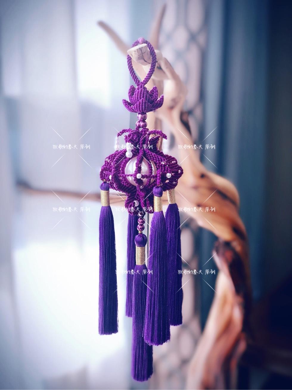 中国结论坛 原创挂饰之姹紫  作品展示 130901umrcyz22d2102ndz