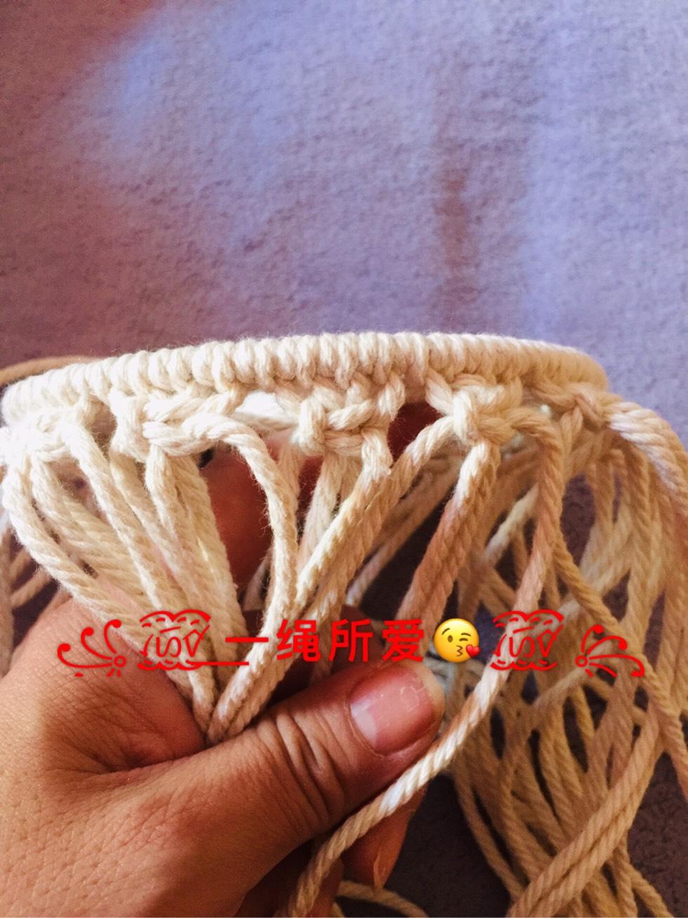 中国结论坛 原创·Macrame 收纳篮  立体绳结教程与交流区 143016lmbqtmj5vlqk6a5q