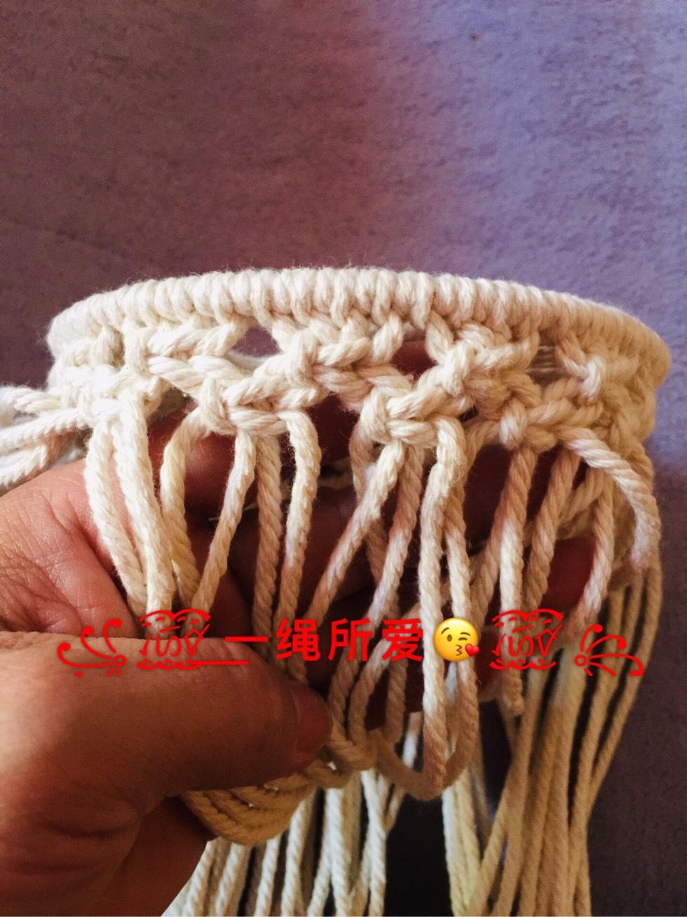 中国结论坛 原创·Macrame 收纳篮  立体绳结教程与交流区 143018sbnl82qaxqg3bqpj
