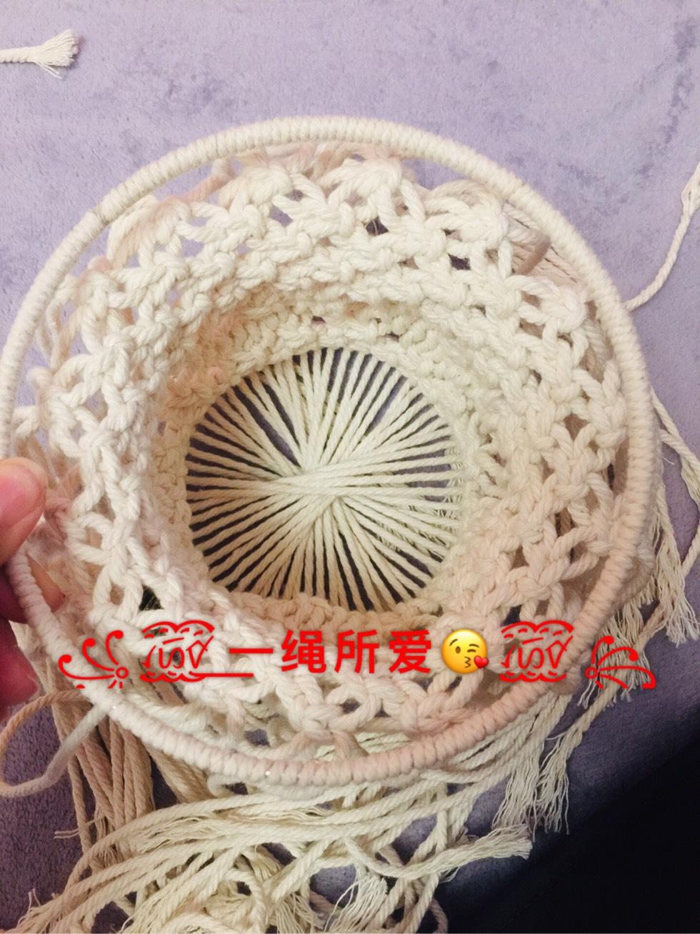 中国结论坛 原创·Macrame 收纳篮  立体绳结教程与交流区 143029k3z8nssi9983ks9s