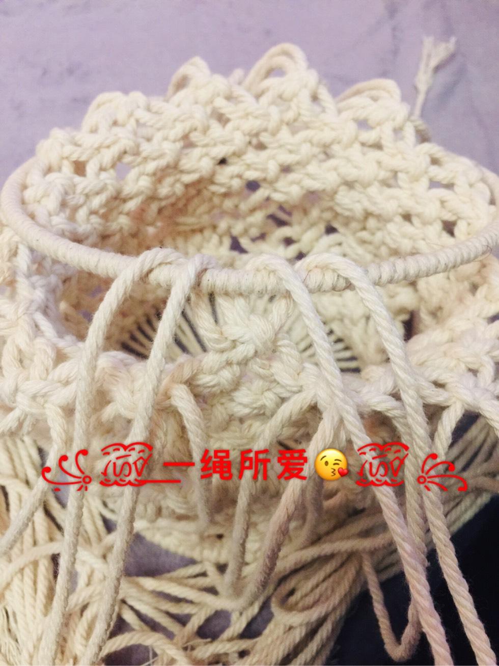 中国结论坛 原创·Macrame 收纳篮  立体绳结教程与交流区 143030te7qo793hll53c9p