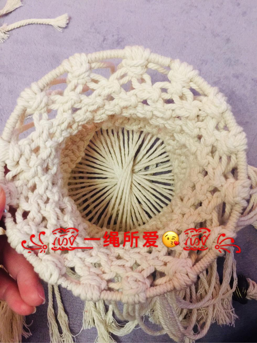 中国结论坛 原创·Macrame 收纳篮  立体绳结教程与交流区 143035n9lilu934g4949yc