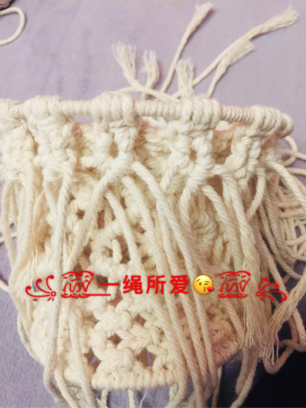 中国结论坛 原创·Macrame 收纳篮  立体绳结教程与交流区 143036rhzgtt8tgtetnojn