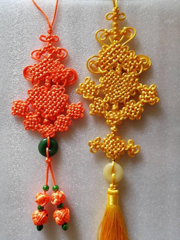中国结论坛 中国结艺,基础作品  作品展示 230622tg91sx9z631bdkdm