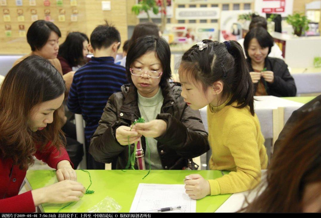 中国结论坛 年轻朝气的大学生们,来自各国,齐聚上海青编舍学习中国传统文化·中国结 年轻,朝气,大学,大学生,学生 结艺网各地联谊会 210019pp6m5968mvvaht85