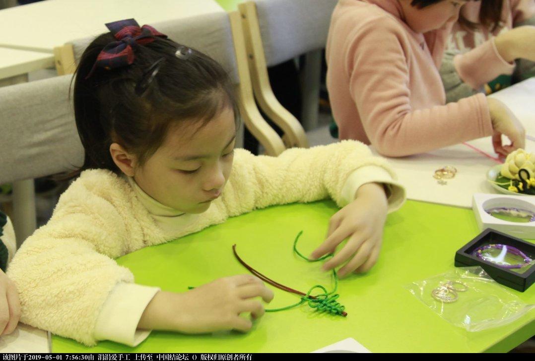 中国结论坛 年轻朝气的大学生们,来自各国,齐聚上海青编舍学习中国传统文化·中国结 年轻,朝气,大学,大学生,学生 结艺网各地联谊会 210020xu0q9io117ijg0ng