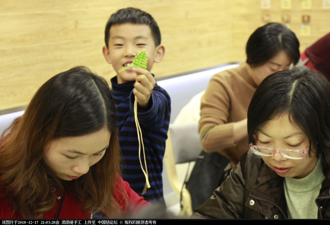 中国结论坛 中国娃,中国结 ,我们都需要传统文化和传统手工艺!  结艺网各地联谊会 210250g2trt92db21tkrht