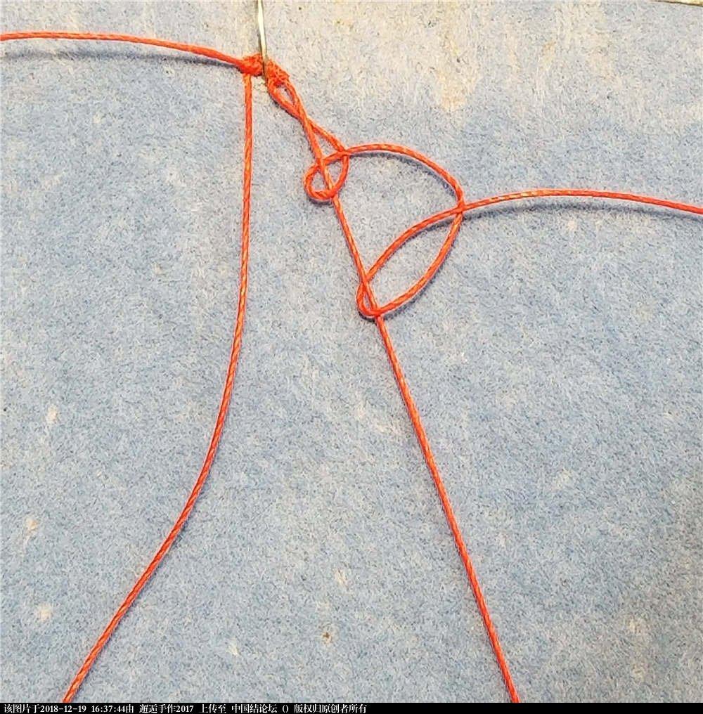 中国结论坛 绳编耳饰——蝶舞  图文教程区 163219wpkf56mw05zn5qwp