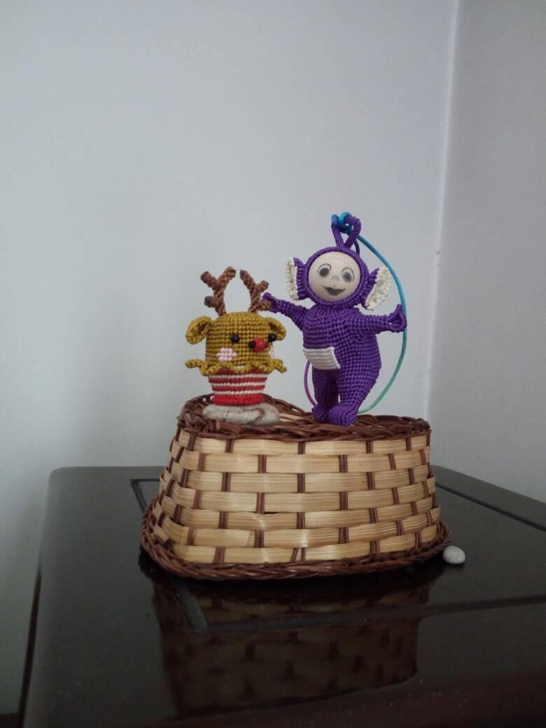 中国结论坛 圣诞纸杯蛋糕  立体绳结教程与交流区 172725jftf1f13wlnlnhp1