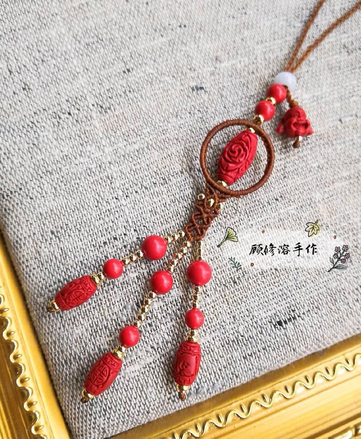 中国结论坛 花悦叶吊坠项链  作品展示 061259u44c2wwqs4e92wew