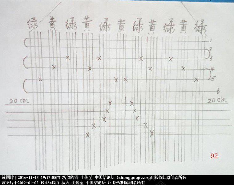 中国结论坛 孔雀果盘的编结过程  立体绳结教程与交流区 191826f1tg9sdfifrhihyt