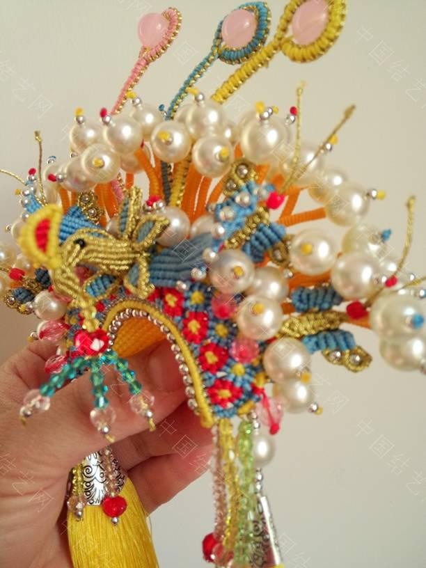 中国结论坛 福临老师的凤冠  作品展示 131707qly9zf25g5m645uq