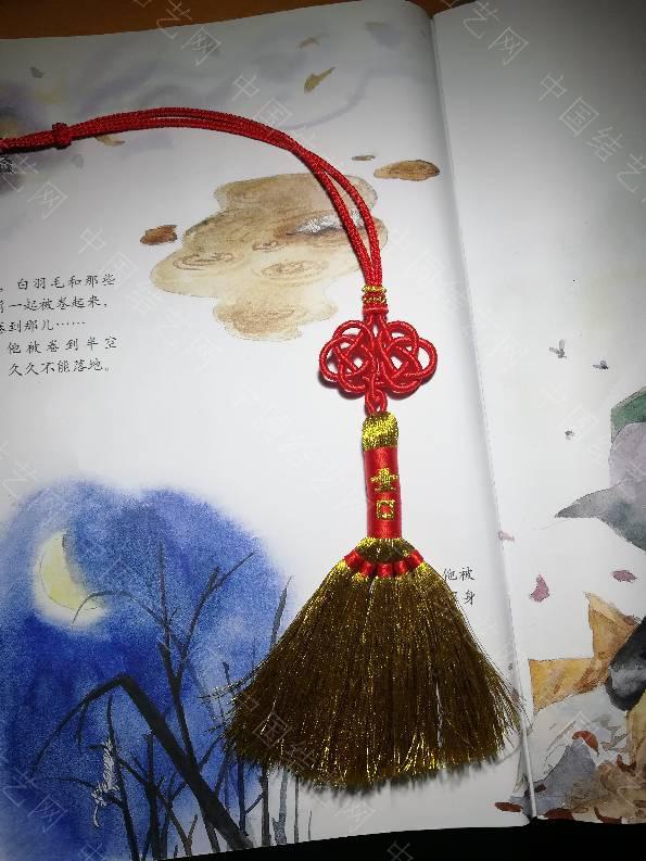 中国结论坛 跟风做的金扫帚  作品展示 205608da3v8huskcaqsy37