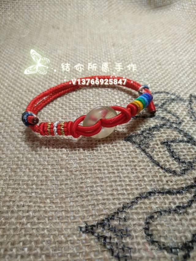 中国结论坛 过年带个红总是没错的  作品展示 114623f02rgk2yau72ugz0