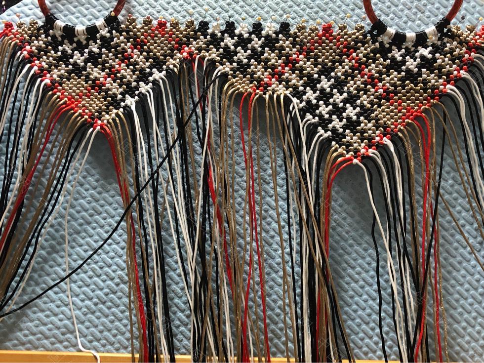 中国结论坛 苏格兰格子的手编包包  作品展示 134521sf2sme1ibjpe3mes