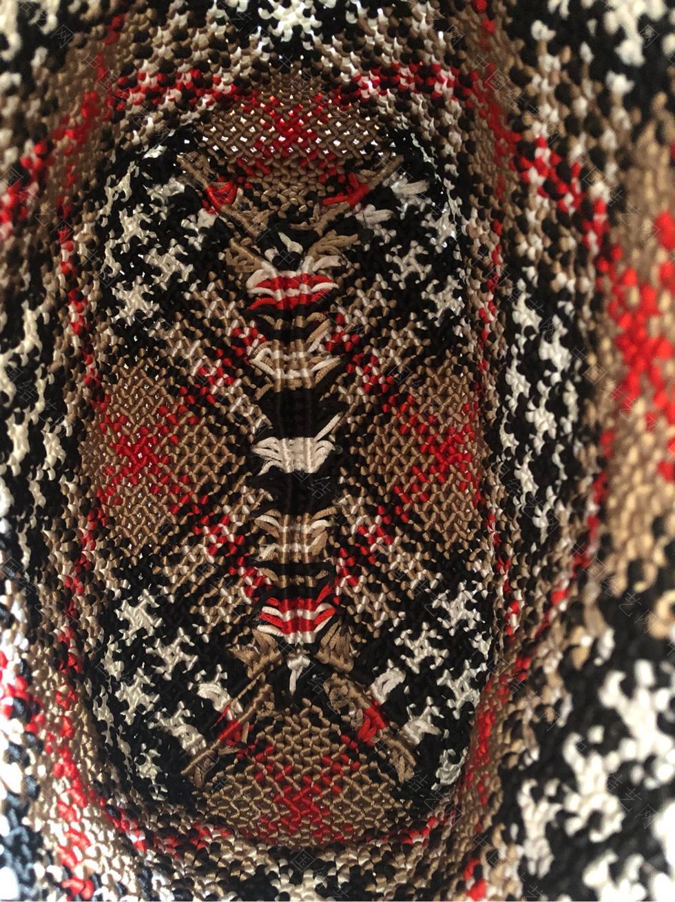 中国结论坛 苏格兰格子的手编包包  作品展示 134840ytoo83ntt7q35qvt