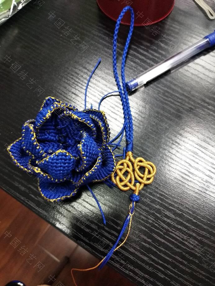 中国结论坛 莲花还没完成,等珠子材料到  作品展示 152034iuy9lgdfbdsbsbgq