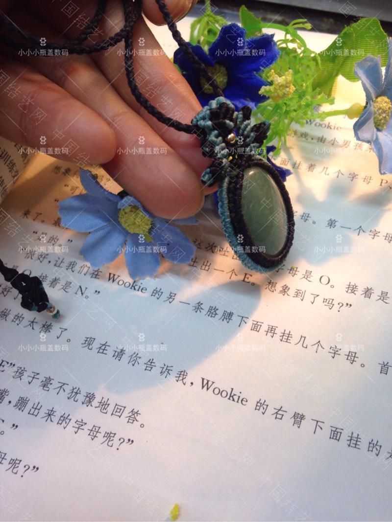 中国结论坛 毛衣链  作品展示 175039mxwh3lzivliia3ca