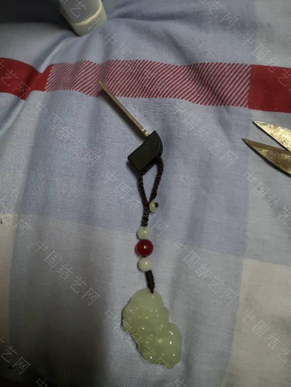 中国结论坛 签到打卡57~车钥匙挂链  作品展示 085657tcbme0cwefe6de00