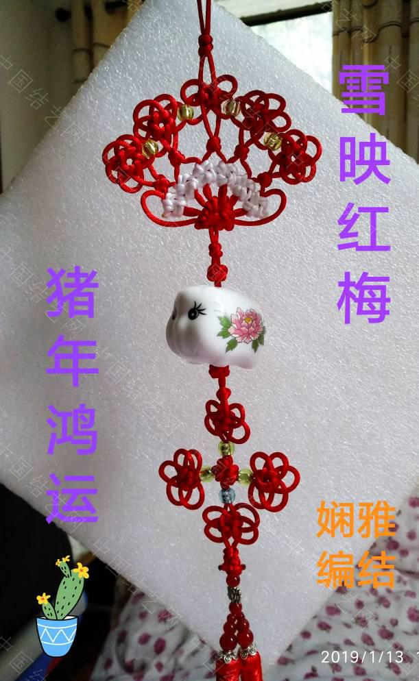 中国结论坛 猪年祝福  作品展示 115400gxx2l07272byqxfv