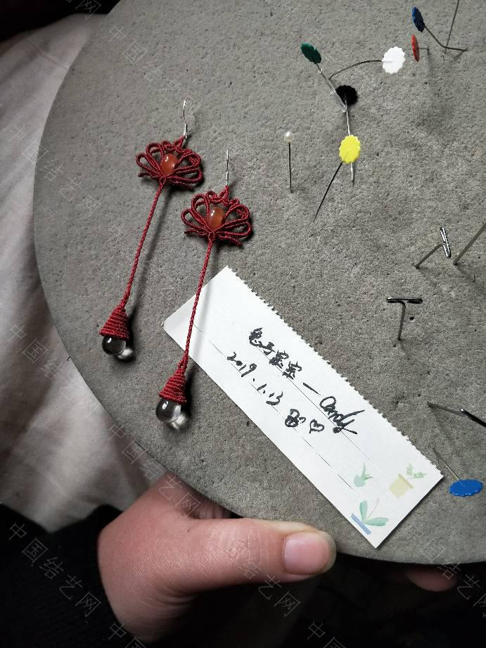 中国结论坛 改良版耳环教程  图文教程区 125030pi4e4z4ms8h6hm9z