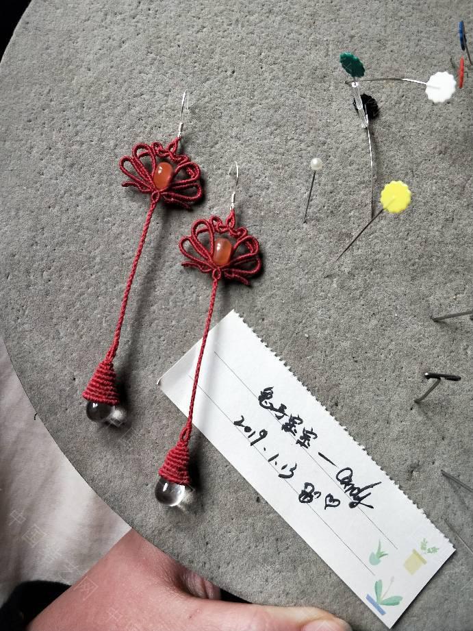 中国结论坛 改良版耳环教程  图文教程区 125031amiqk5o5mrvcvsic