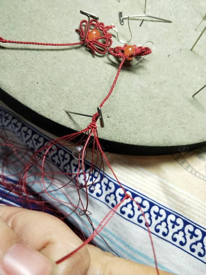 中国结论坛 改良版耳环教程  图文教程区 125146ve95geoic350m7su
